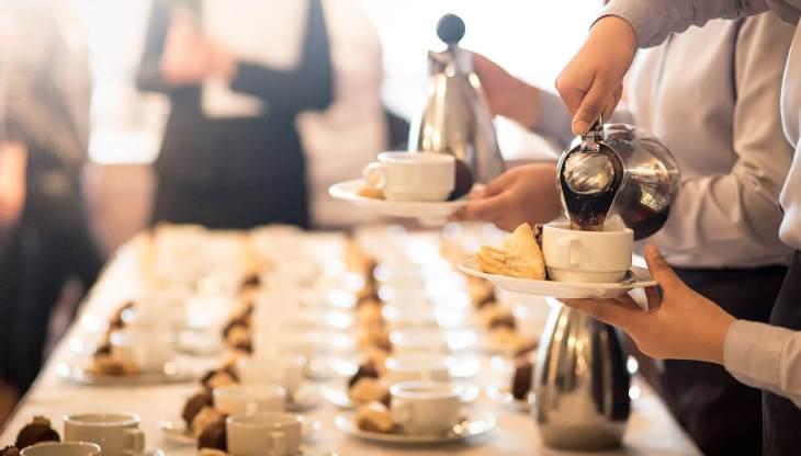 Принципы организации кофе–брейка